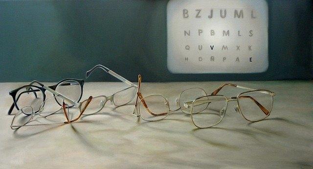 Dioptrija očala